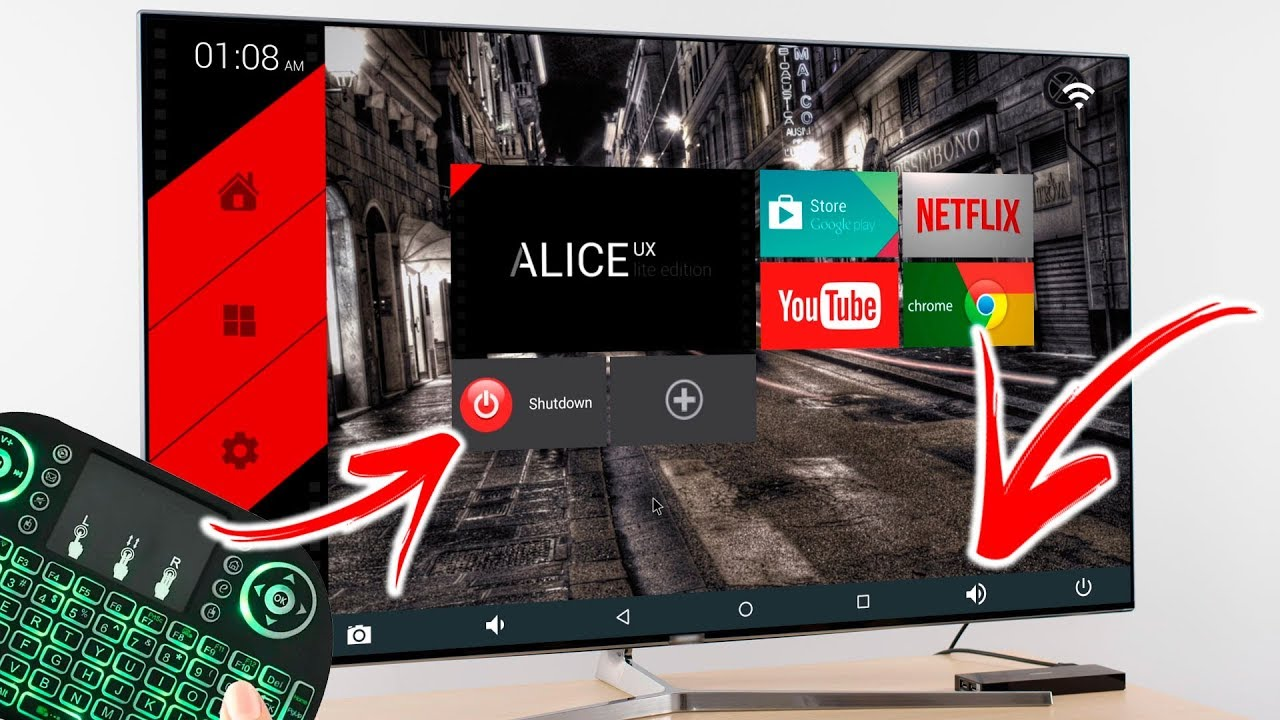 Android TV Remote Control – Apps no Google Play