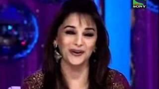 Akhiyan milau kabhi Akhiyan churau - Madhuri Dixit on Jhalak Dikhla Ja