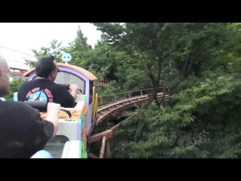 Wild Jet Powered Roller Coaster Onride POV Suntopia World Japan