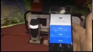 it4 WI-FI el único dispositivo pra controlar los automatismos de APPEL HOME