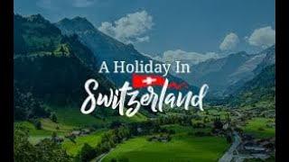Naumi Switzerland Trip