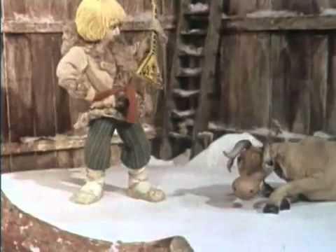 Упрямый козленок, Сергей Михалков, Сказка для детей