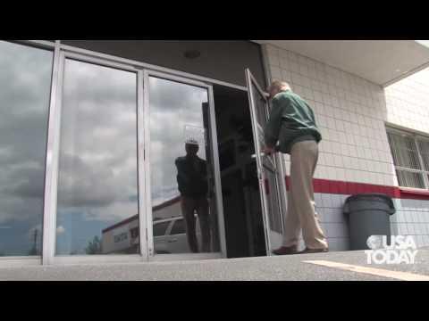 Dealers shutter doors