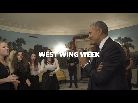 "Thumbnail: West Wing Week: 12/16/16 or, ""We'll Meet You on the Other Side."""
