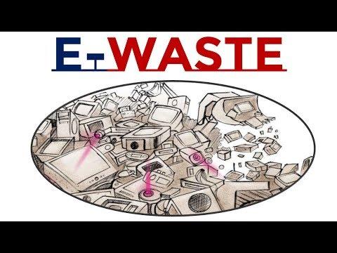 E-Waste - A Global Challenge