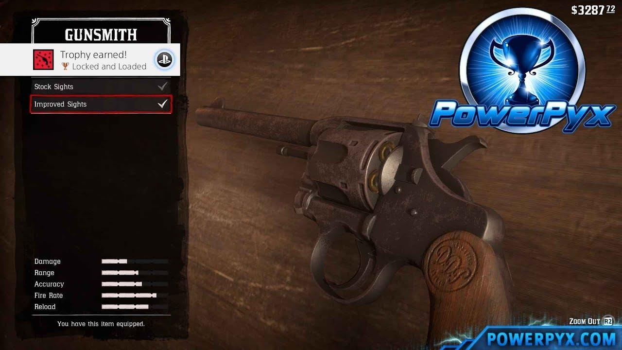 Red Dead Redemption 2 Watsons Blockhutte Karte.Red Dead Redemption 2 Alle Trophaen Und Erfolge Im
