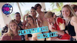 Playlist Live Vlog 2019