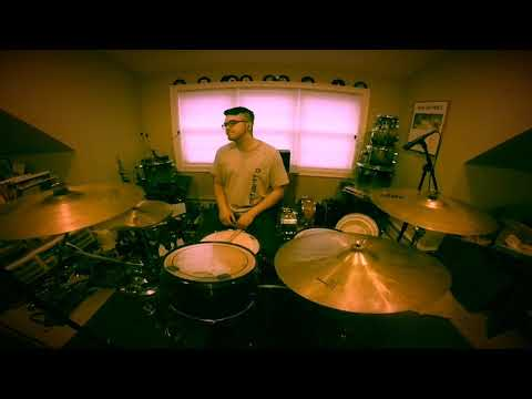 Weezer - Stand By Me - Drum Cover by Hugh Jeffries Mp3