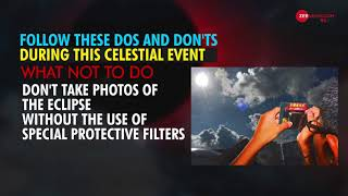 Video Solar eclipse 2018: Follow these dos and don'ts during the celestial event download MP3, 3GP, MP4, WEBM, AVI, FLV Juli 2018