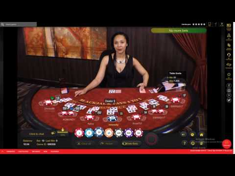 Golden Nugget Online Casino Live Dealer Blackjack