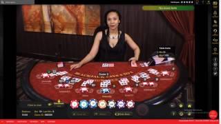 Golden Nugget Online Casino Live Dealer Blackjack   Demo Video