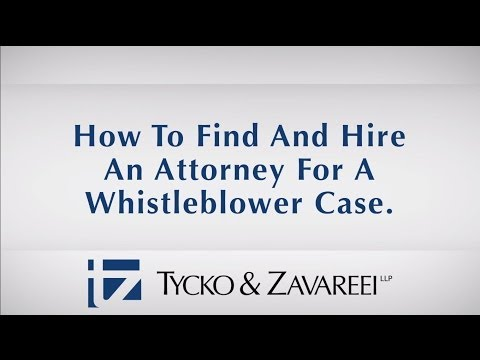 whistleblower case