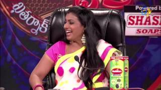 Sudigaali Sudheer Performance - Jabardasth - Episode No 55 - ETV Telugu