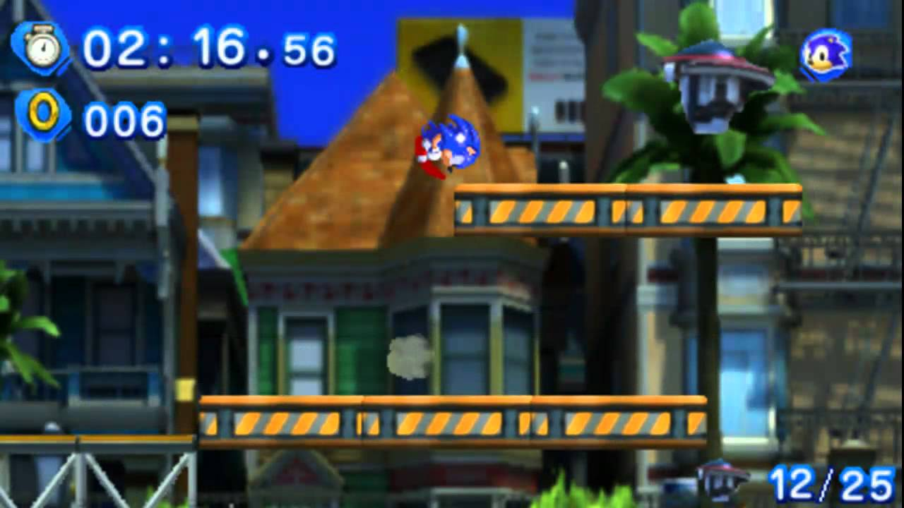 Sonic generations download.