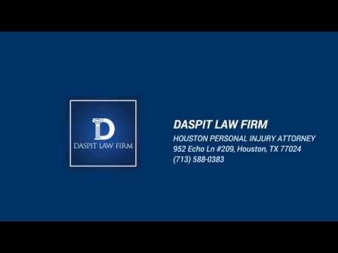 Daspit Law Firm REVIEWS Houston TX Personal Injury Lawyer (713)533-8918