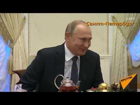 Путин исполнил мечту тяжелобольного ребенка