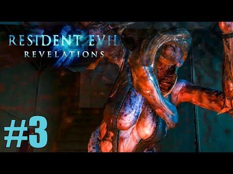 ТИТЯНДРЫ! ► Resident Evil: Revelations Прохождение #3 ► ХОРРОР ИГРА