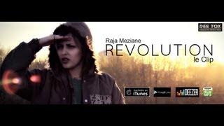 Raja Meziane - Revolution (official Music Video)