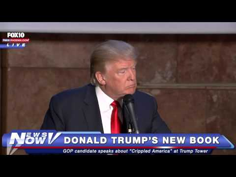 """FNN: Donald Trump Releases """"Crippled America"""" and Speaks at Trump Tower"""