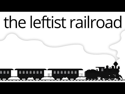 The Vortex—The Leftist Railroad