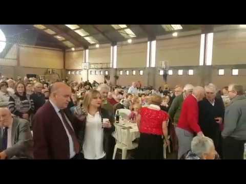 Unas 700 personas participan en la Festa dos Maiores de Sarria