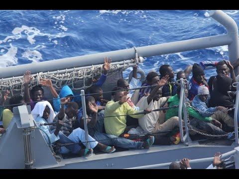 Unzensuriert-TV 3: Asylchaos - Sturm auf Europa