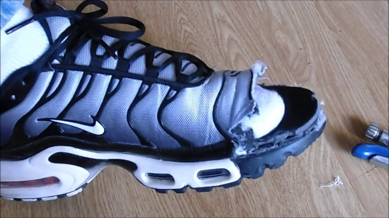 ee035fcd640783 Rockhead s sneakers  2 - Ripping TNs - YouTube