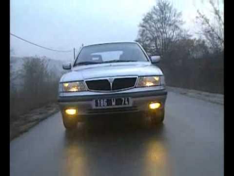 Banc D'essai - Automobile - Lancia Dedra - Vidéo