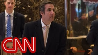 Trump lawyer used Trump Org. email for porn star deal
