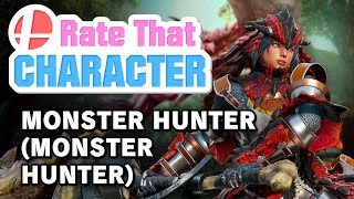 Monster Hunter - Rate That Character
