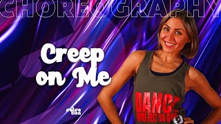 Creep On Me - SALSATION Choreography by SMT Natasha
