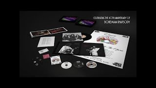 Queen - A Night At The Odeon - Hammersmith 1975 Super Deluxe Boxset Unboxing Trailer