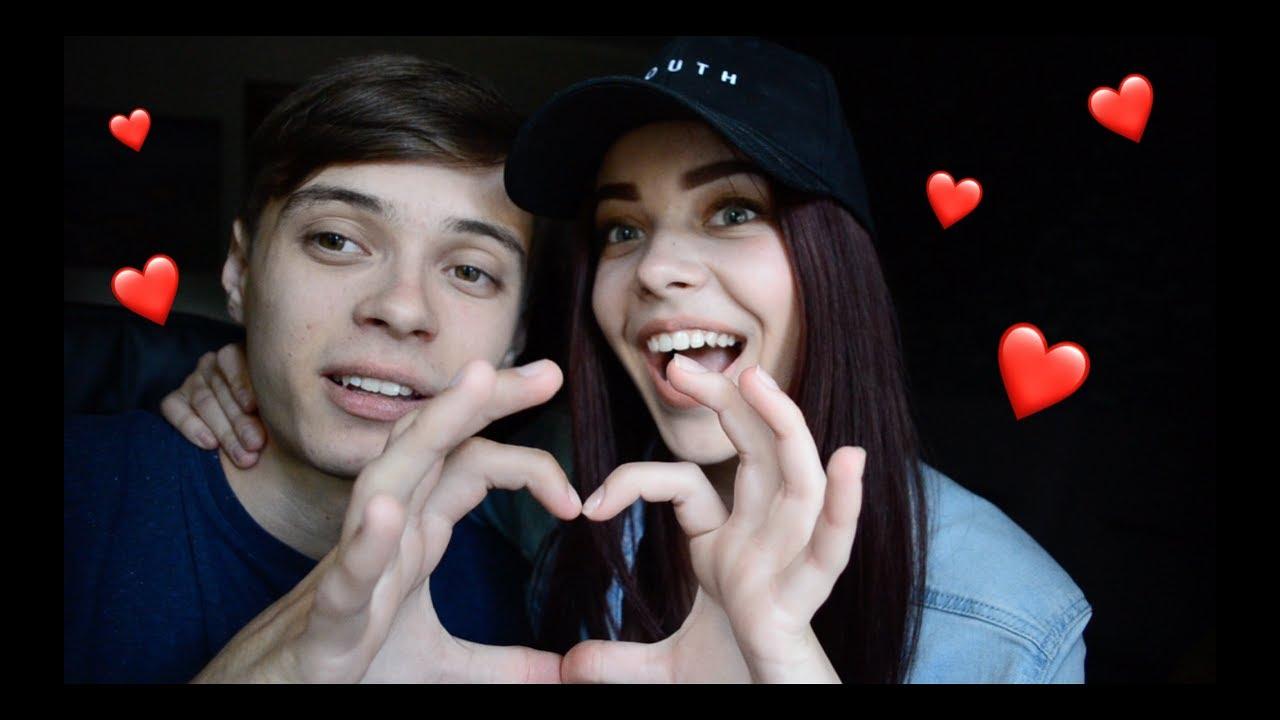 История нашей любви Как мы познакомились YouTube