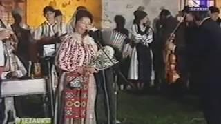 MARIA CIOBANU (pe viu) - Cine fluieră şi cântă (30sep01, TvR); MARIACIOBANU.tk