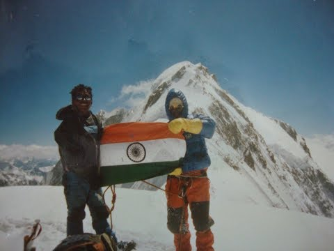 Adventure at Ease(Slide Show)--Peak 'Saser Kangri'-IV Expedition, Karakoram July-Aug..1988