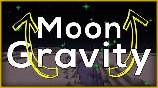 Minecraft: How to make moon GRAVITY!