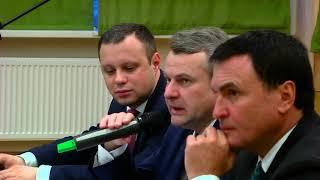 """Встреча с жителями МО """"Дачное"""""""