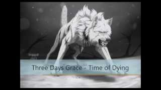 Anime wolves - Time of Dying