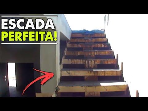 Escada De Viga Central Passo A Passo Youtube