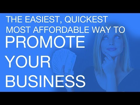 Business Promoter Pro Local Businesses Marketing Promotion Video Social Online SEO Web Graphic Guy thumbnail