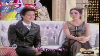 [Eng Sub]131023 Sam Sab - James Jirayu (3/3)