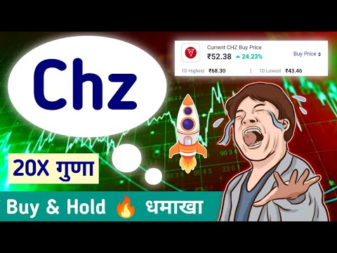 Chz ( Chiliz ) Going To Moon 🔥 - Buy & Hold | Price Prediction 2021 | Crypto Market update