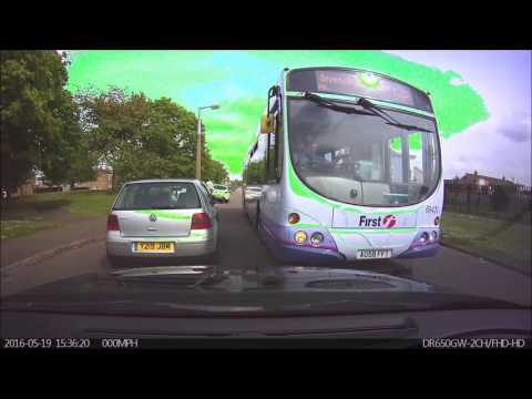 First Buses Arse Driver