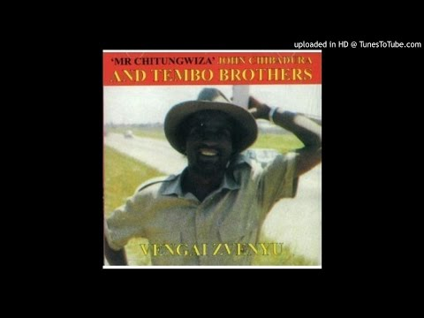 John Chibadura & Tembo Brothers🇿🇼:Vengai Zvenyu B-sides (1980's Sungura & Jit Music)