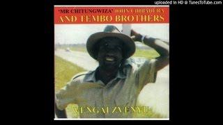 John Chibadura & Tembo Brothers🇿🇼:Vengai Zvenyu B-sides (1995)