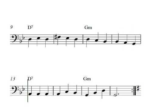 Romance d'amour (Spanish Romance) - Free easy cello sheet music