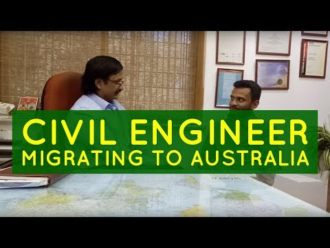 Our latest Australian PR  VISA got Civil Engineer with Manoj Palwe
