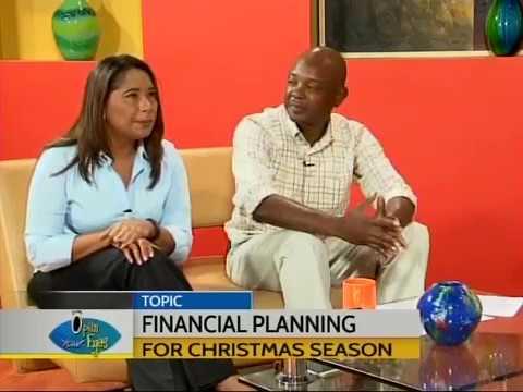 FINANCIAL PLANNING FOR CHRISTMAS SEASON