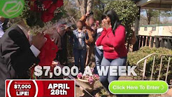 "Get ""Set For Life"" with PCH's 7,000 A Week For Life!"