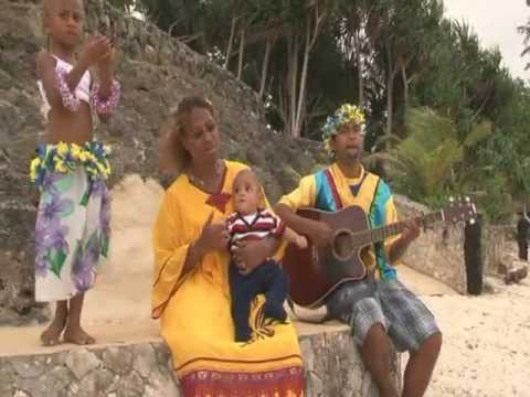 Reprise de Vanuatu music (extrait du groupe kaneka Cidori)